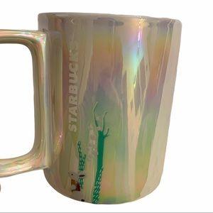 NWT Starbucks 2020 Holiday Pearl Mug